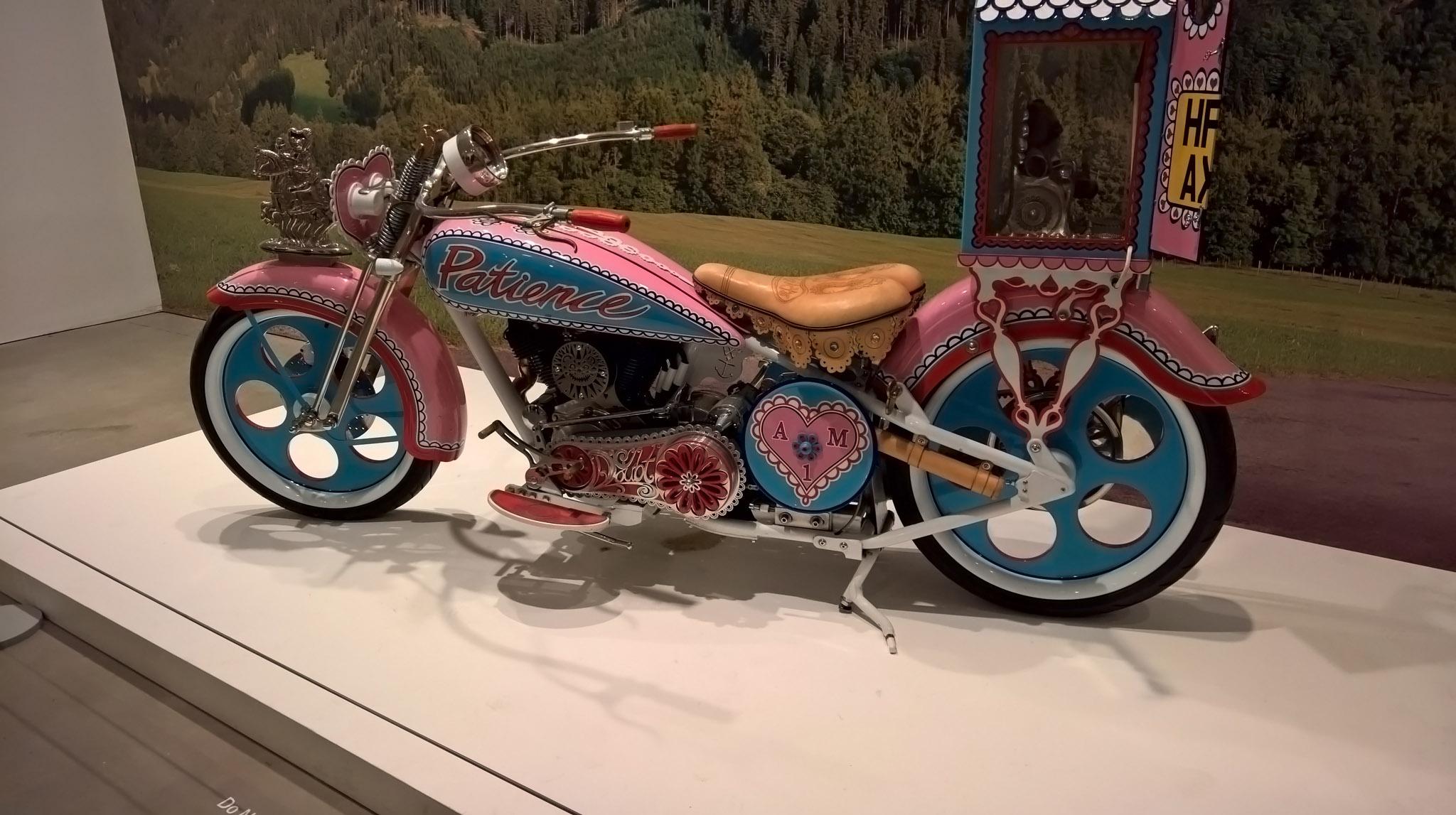 Grayson Perry Bike