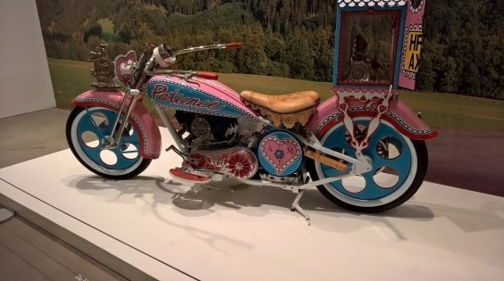 Grayson Perry Bike