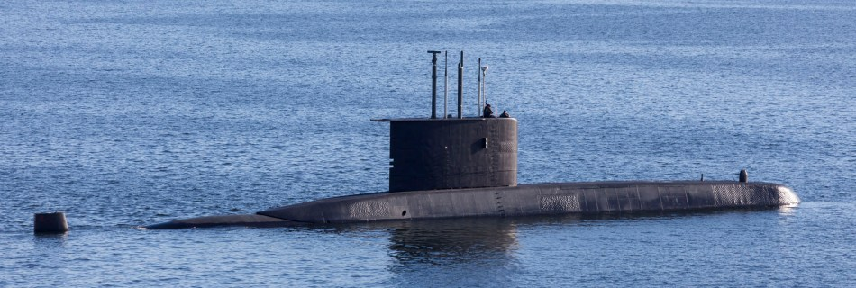 Chilean Navy Submarine