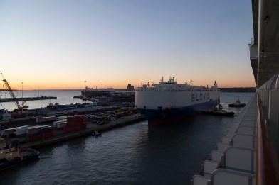 Southampton Sunrise