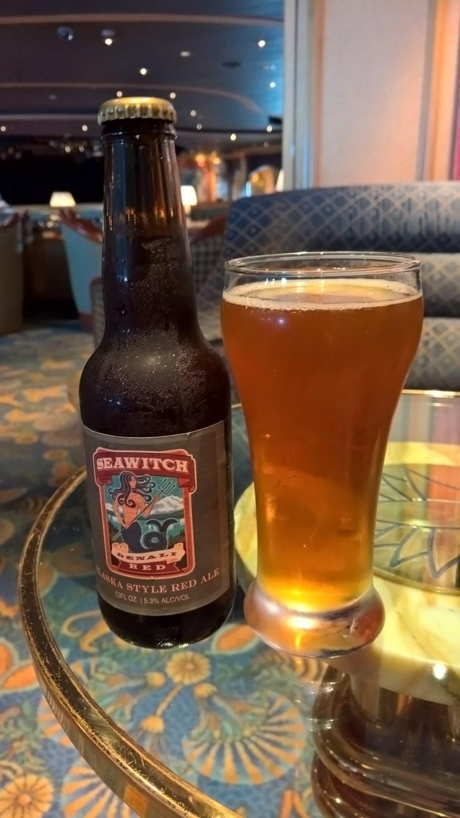 Seawitch Ale