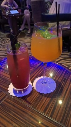 Anderson's Discovery and Rum & Ginger Daisy