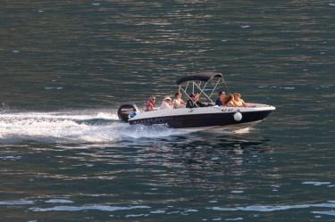 Bay Of Kotor Boat