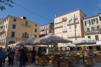 Corfu Buildings