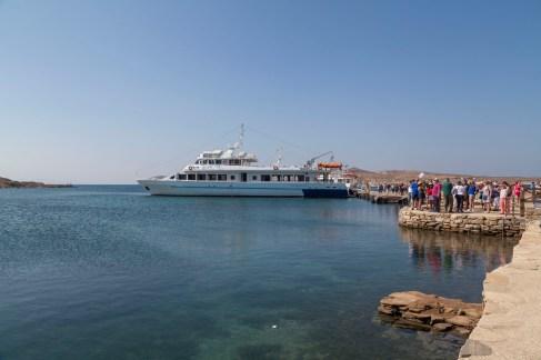 Delos Boat