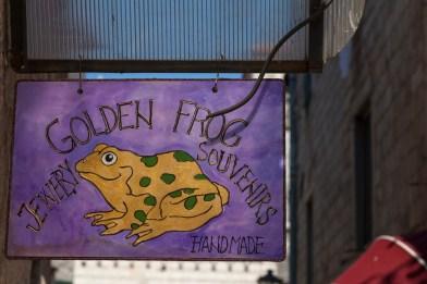Kotor Shop Sign
