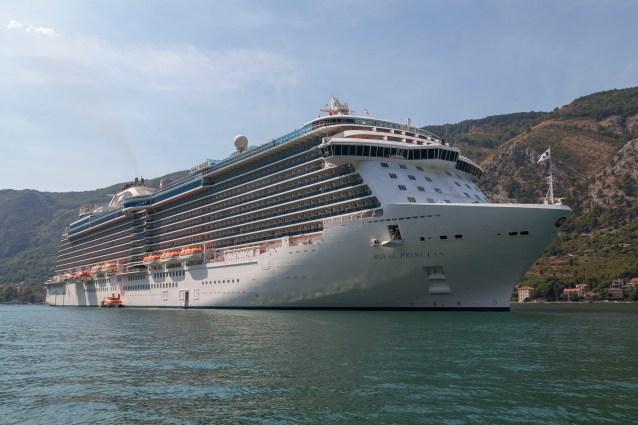Royal Princess, Bay Of Kotor