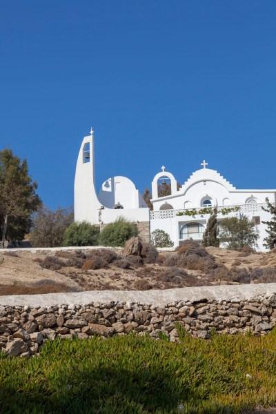 Kalafatis Beach Church
