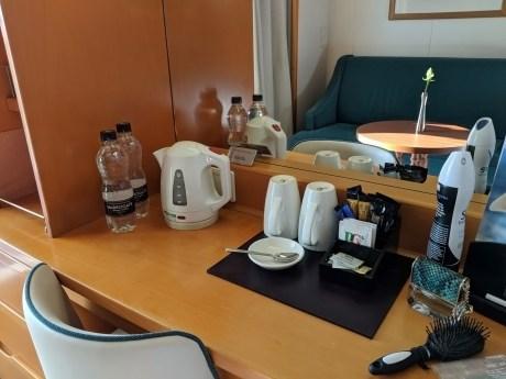 Tea Facilities