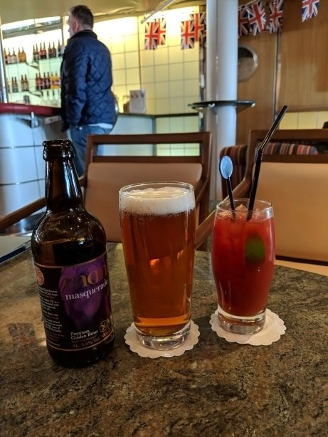 Beer, Bloody Mary