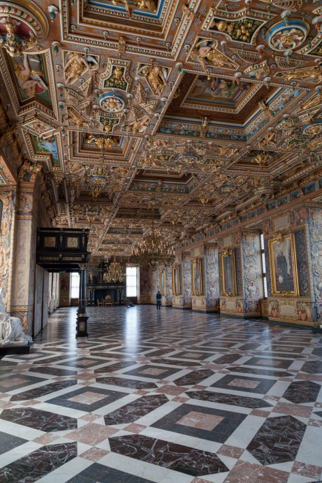 Frederiksborg Castle Great Hall