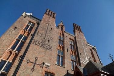 Loppem Castle Exterior