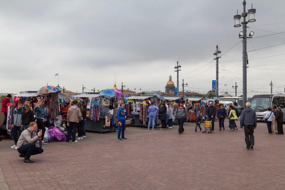 Vasilyevsky Island Market