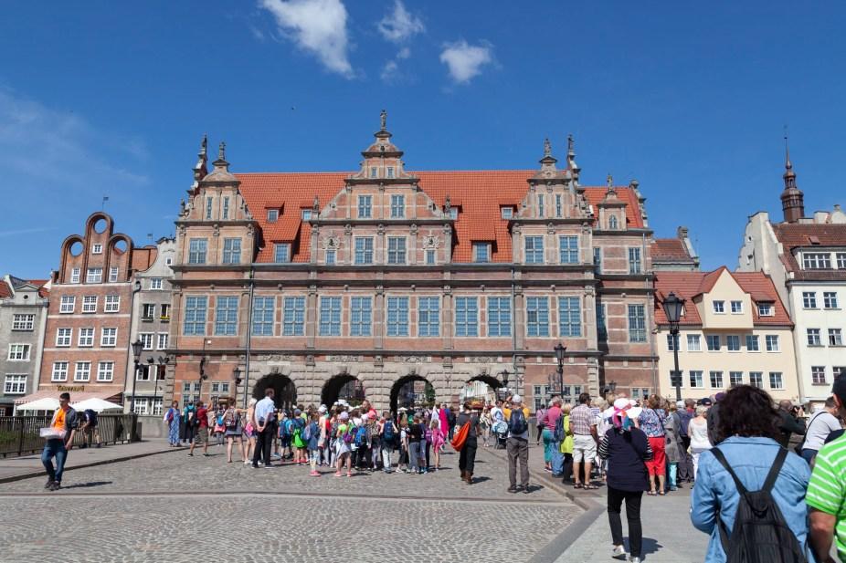 Gdańsk Green Gate