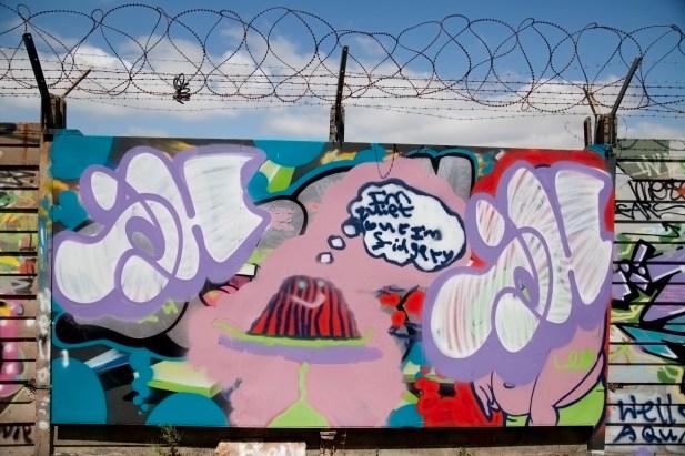 Portsmouth Street Art, 2013