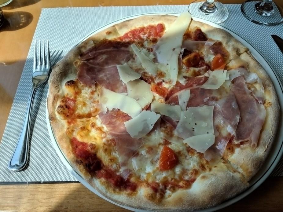 Alfredo's Pizzeria, Sapphire Princess