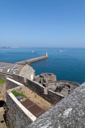 Castle Cornet View