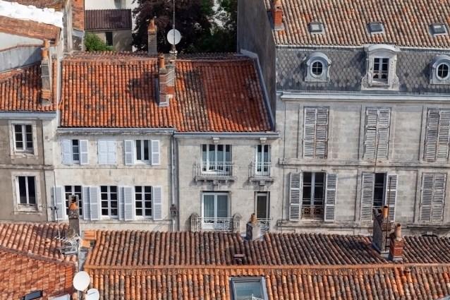 La Rochelle From Tour De La Lanterne