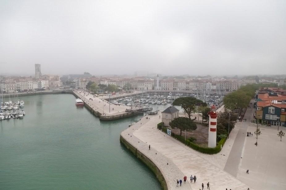 La Rochelle From Tour Saint Nicolas
