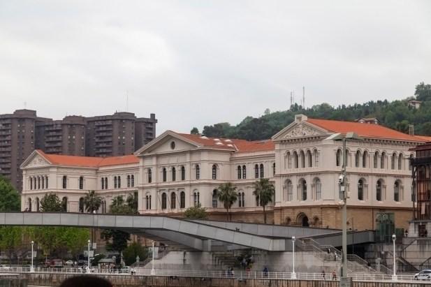 View From Guggenheim Museum