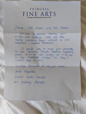 Art Letter