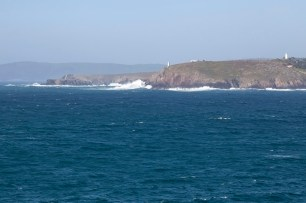 Waves Breaking At A Coruña