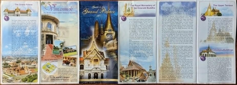 Bangkok Grand Palace Guide