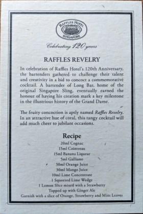 Raffles Revelry