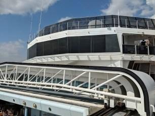 Arcadia, Top Deck