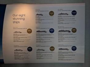 P&O Ships Poster