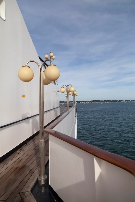 Astoria Promenade Deck