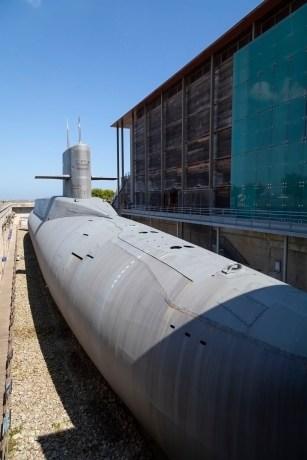 Le Redoutable Nuclear Submarine