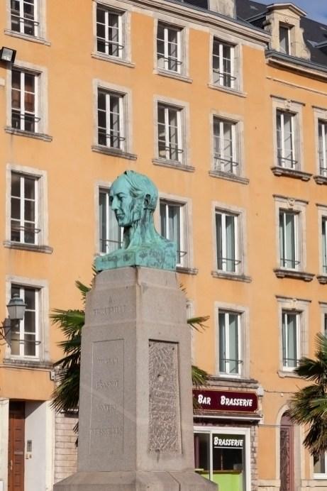 Colonel Bricqueville Bust