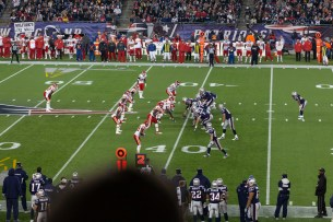 Patriots, Chiefs, Gillette Stadium