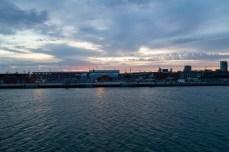 Portsmouth, Sunrise