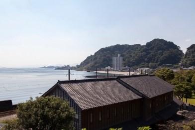 View From Sengan-en