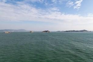 Cruising Towards Xiamen