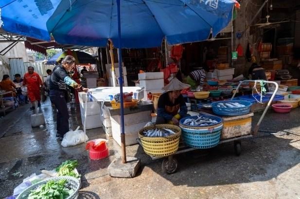 Xiamen Market Area