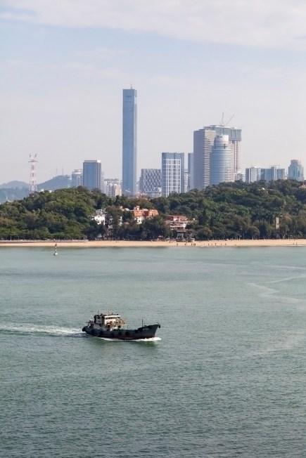 Gulangyu Island, Boat, Xiamen
