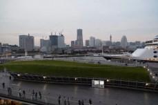 Yokohama Cruise Port