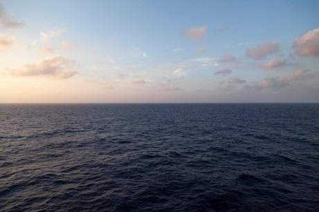 South China Sea Sunset