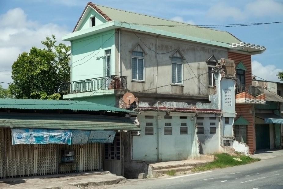 Vietnamese Building