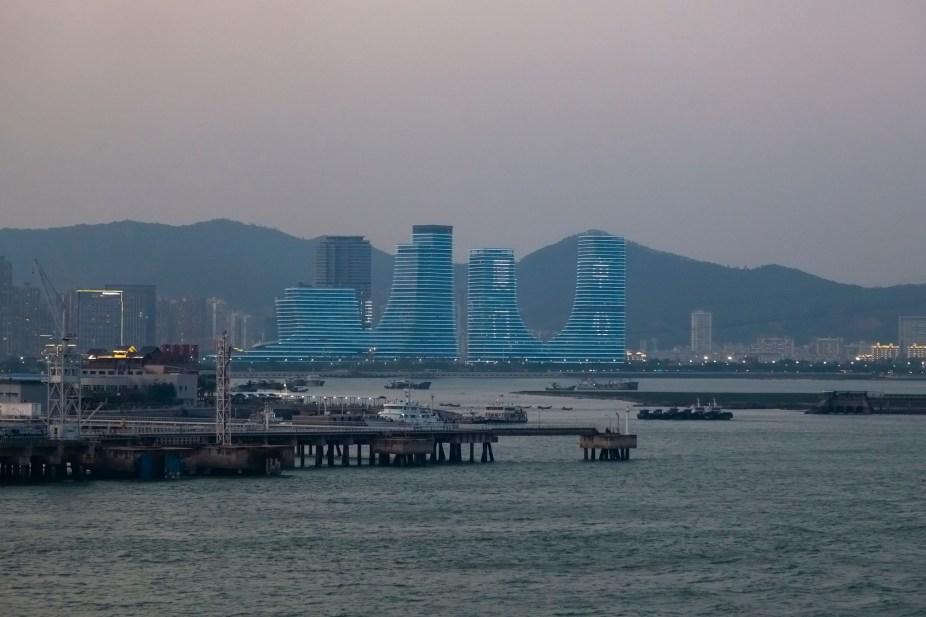 Xiamen Light Show