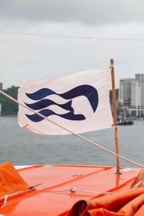 Tender Boat Flag