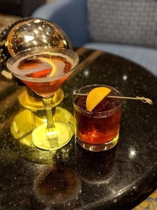 Elite Lounge Drinks