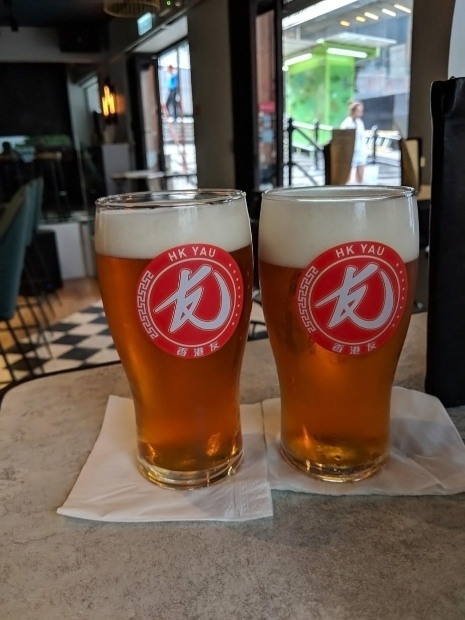 Hong Kong Beer