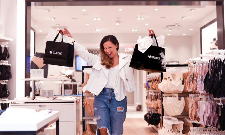 9e453faf4aa8c Wacoal - Short Hills Mall - NeonHue
