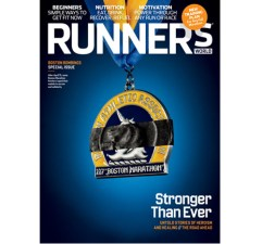 Runner's World Special Edition Cover