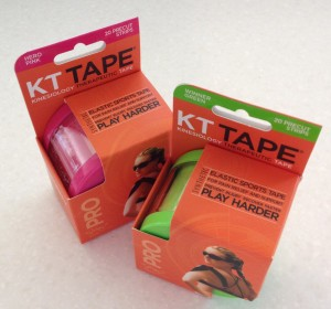 KT Tape Neon Style