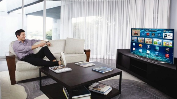 samsung has issued an official warning to its users of the internet smart tv to avoid have sensitive conversations